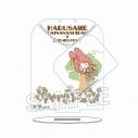【グッズ-スタンドポップ】銀魂×Sanrio characters かざれるアクリルスタンド HARUSAMEDAINANASHIDANの画像