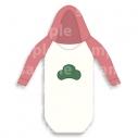 【グッズ-ドリンクカバー】おそ松さん ペットボトルカバー ラグランver.(おそ松)の画像