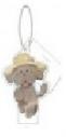 【グッズ-スタンドポップ】ユーリ!!! on ICE マッカチンの夏休み アクリルスタンド E 麦わら帽子の画像