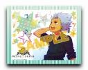 【グッズ-ポーチ】KING OF PRISM by PrettyRhythm レターポーチ 仁科カヅキ music ver.の画像
