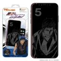 【グッズ-携帯グッズ】黒子のバスケ第二弾  マジカルプリントガラス iPhoneX/Xs 05青峰の画像