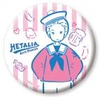 【グッズ-バッチ】ヘタリア Axis Powers 缶バッジ 02ドイツ