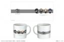 【グッズ-マグカップ】SSSS.GRIDMAN マグカップ 02 新世紀中学生の画像
