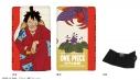 【グッズ-カバーホルダー】ワンピース キーケース 01 ルフィ太郎の画像