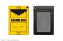 【グッズ-パスケース】BANANA FISH PUパスケース 01 Dear ASH(ブラックタイトルver.)の画像
