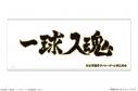 【グッズ-タオル】ハイキュー!! TO THE TOP 横断幕マイクロファイバータオル 04 梟谷学園高校の画像