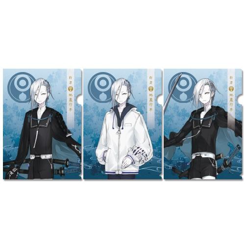 刀剣乱舞-ONLINE- クリアファイルセット88:地蔵行平_0