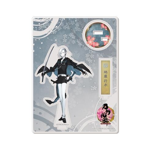 刀剣乱舞-ONLINE- アクリルフィギュア(戦闘)88:地蔵行平_0