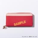 【グッズ-財布】カードキャプターさくら クリアカード編×DRESSCAMP 木之本桜モデルバイカラーロングウォレット(パステルレッド)の画像