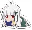 【グッズ-キーホルダー】乙女ゲームの破滅フラグしかない悪役令嬢に転生してしまった… ごろりんアクリルキーホルダー (7)ソフィア・アスカルトの画像