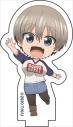 【グッズ-スタンドポップ】宇崎ちゃんは遊びたい! SDアクリルスタンド (1)宇崎 花『通常Ver.』の画像