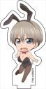 【グッズ-スタンドポップ】宇崎ちゃんは遊びたい! SDアクリルスタンド (2)宇崎 花『バニーVer.』の画像