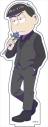 【グッズ-スタンドポップ】おそ松さん BIGアクリルスタンド『ダークスーツver.』 (2)カラ松の画像