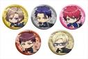 【グッズ-バッチ】アニメ『A3!』 ごろりん缶バッジコレクション 秋組の画像