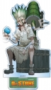 【グッズ-スタンドポップ】Dr.STONE 石神村活動録アクリルスタンド 石神千空の画像