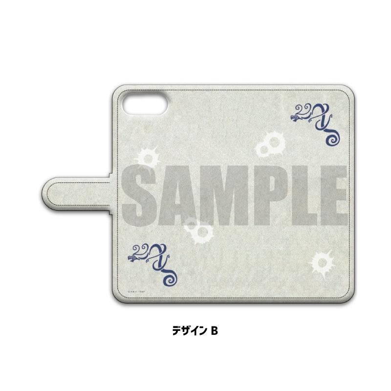 【グッズ-カバーホルダー】東京リベンジャーズ 手帳型スマホケース(iPXR) RetoP-B ドラケン