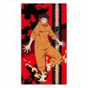 【グッズ-トラベルセット】炎炎ノ消防隊 抗菌マスクケース 森羅日下部の画像