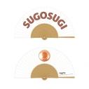 【グッズ-扇子】ヒナまつり 扇子<SUGOSUGI>の画像
