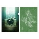 【グッズ-クリアファイル】ファイアーエムブレム 風花雪月 メタリッククリアファイル 01.風花雪月の画像