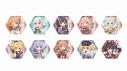 【グッズ-バッチ】プリンセスコネクト!Re:Dive ホログラム缶バッジコレクションVol.1【アニメイト特典付】の画像