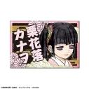 【グッズ-バッチ】鬼滅の刃 ホログラム缶バッジ デザイン10(栗花落カナヲ)の画像