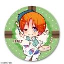 【グッズ-バッチ】ヘタリア World★Stars レザーバッジ Ver.2 デザイン01(イタリア)の画像