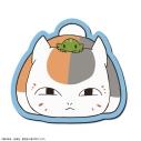 【グッズ-マウスパッド】夏目友人帳 ラバーマウスパッド デザイン01(ニャンコ先生/A)の画像