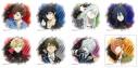 【グッズ-ボード】プレイタの傷 トレーディングぷちキャンバスコレクションの画像