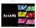【グッズ-パスケース】バック・アロウ 手帳型折りたたみパスケースの画像