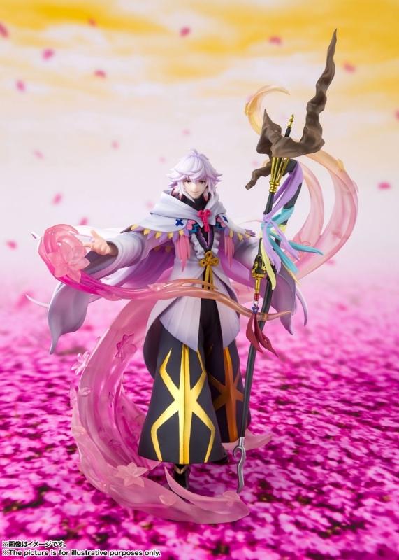 フィギュアーツZERO 花の魔術師マーリン_0