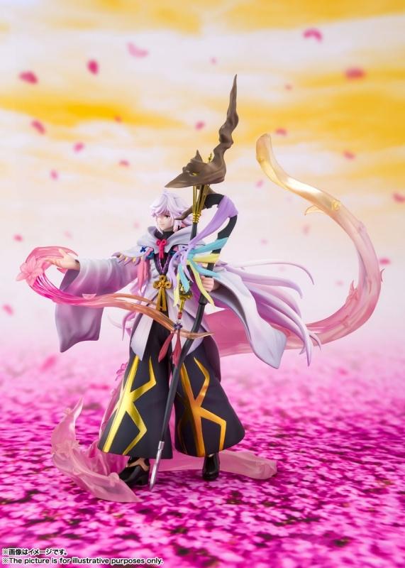 フィギュアーツZERO 花の魔術師マーリン_2