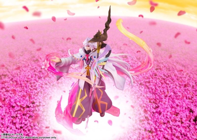 フィギュアーツZERO 花の魔術師マーリン_6