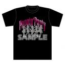 【グッズ-Tシャツ】BanG Dream! ガールズバンドパーティ! 箔プリントTシャツ(Poppin'Party) XLの画像