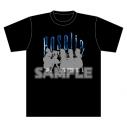 【グッズ-Tシャツ】BanG Dream! ガールズバンドパーティ! 箔プリントTシャツ(Roselia) XLの画像