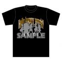 【グッズ-Tシャツ】BanG Dream! ガールズバンドパーティ! 箔プリントTシャツ(ハロー、ハッピーワルド!) XLの画像