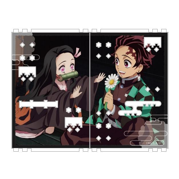 【グッズ-スタンドポップ】鬼滅の刃 アクセサリースタンド 炭治郎&禰豆子