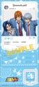 【グッズ-スタンドポップ】弱虫ペダル GLORY LINE アクリルスタンド/自撮りVer. 真波&黒田&葦木場の画像