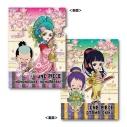 【グッズ-クリアファイル】ONE PIECE A4クリアファイル ワノ国 Ver. C:モモの助&小紫/お玉&お菊の画像
