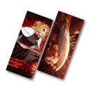 【グッズ-クッション】鬼滅の刃 リストレストクッション Vol.2 E 煉獄杏寿郎の画像