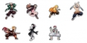 【グッズ-ピンバッチ】鬼滅の刃 ピンズコレクションの画像