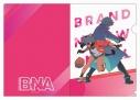 【グッズ-クリアファイル】BNA ビー・エヌ・エー クリアファイル キービジュアルの画像