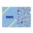 【グッズ-クリアファイル】恋する小惑星 クリアファイル デフォルメの画像