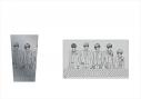 【グッズ-タンブラー・グラス】スタンドマイヒーローズ Stainless tumbler 瀬尾研究室ver.の画像