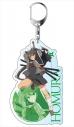【グッズ-キーホルダー】閃乱カグラ SHINOVI MASTER -東京妖魔篇- デカキーホルダー 焔の画像