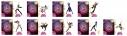 【グッズ-クリアファイル】ペルソナ4 ダンシング・オールナイト A5クリアファイルの画像