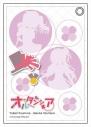 【グッズ-パスケース】Re:ステージ! プリズムステップ 合皮パスケース オルタンシアの画像