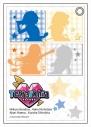 【グッズ-パスケース】Re:ステージ! プリズムステップ 合皮パスケース テトラルキアの画像