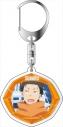 【グッズ-キーホルダー】Re:ゼロから始める異世界生活 Memory Snow アクリルキーホルダー ナツキ・スバルの画像
