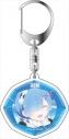 【グッズ-キーホルダー】Re:ゼロから始める異世界生活 Memory Snow アクリルキーホルダー レムの画像