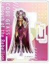 【グッズ-スタンドポップ】コードギアス 反逆のルルーシュⅢ 皇道 PALE TONE series アクリルスタンド コーネリアの画像